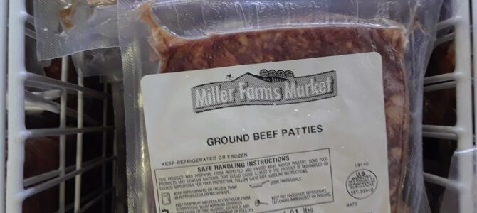 Miller Farms Eggs, Beef, and Broiler Chickens!