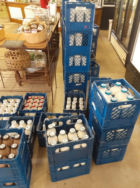 Milk, Eggs, Ice Cream are now here!