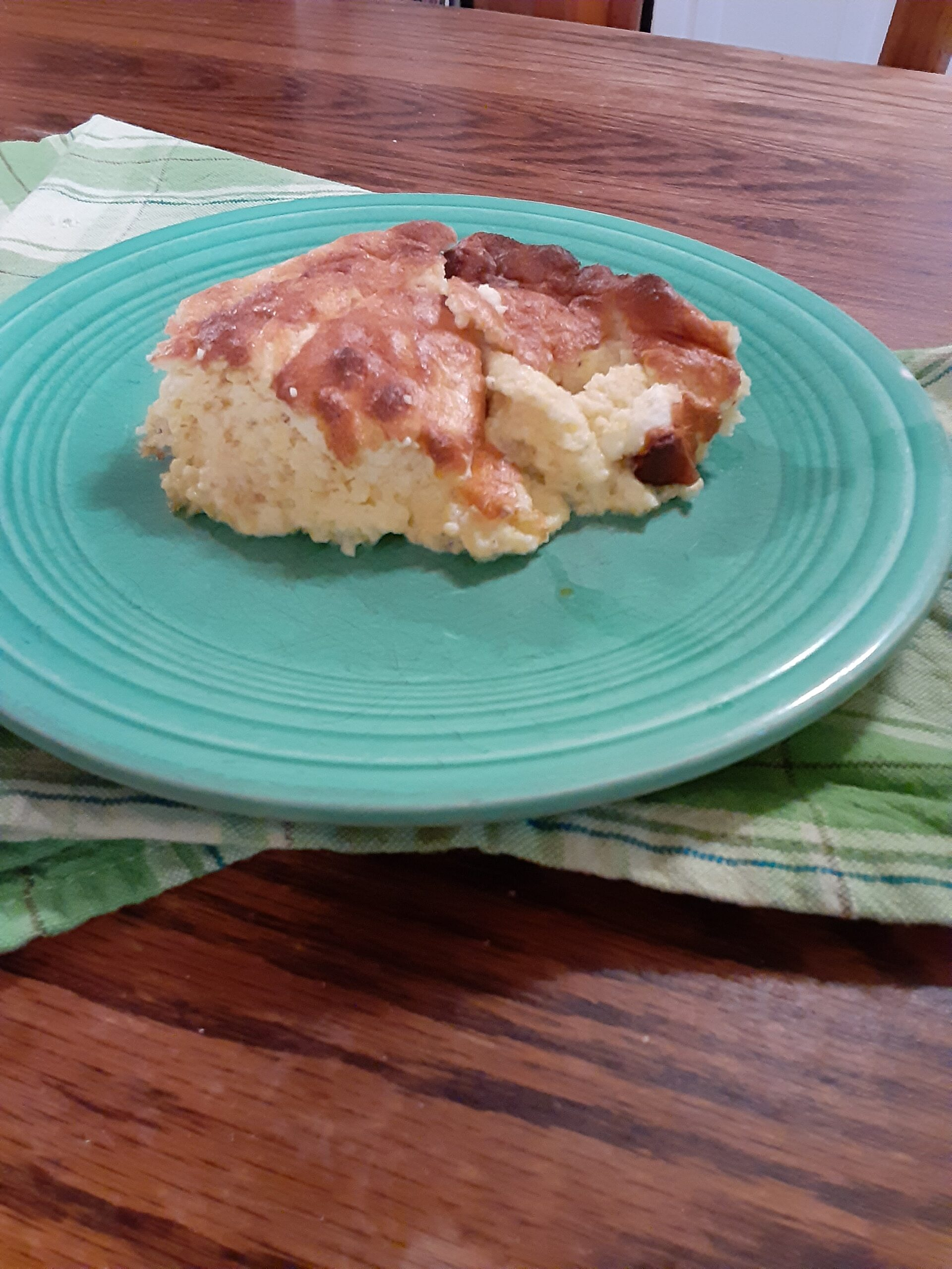 Josephine's Spoon Bread